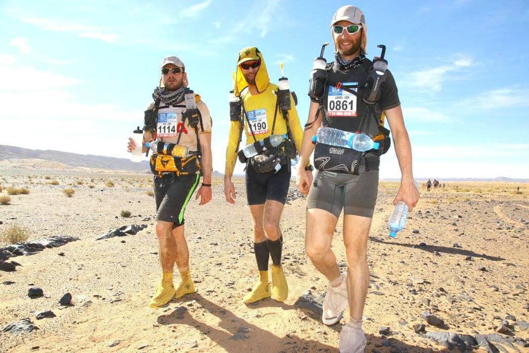 Marathon Des Sables – An Honest Account From An Under-Prepared Runner