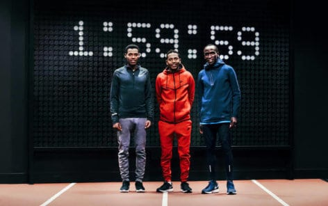 How Nike Almost Broke The Two Hour Marathon