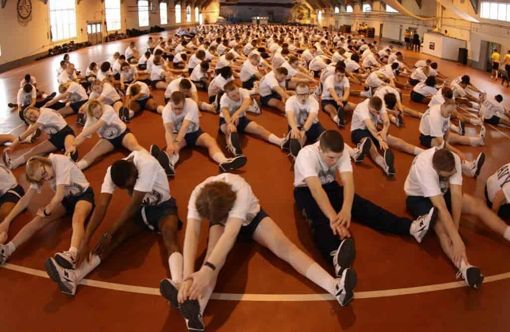 hall cross training