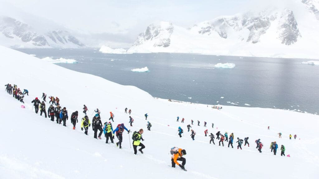 250km At The End Of The World - Antarctica, The Last Desert 1