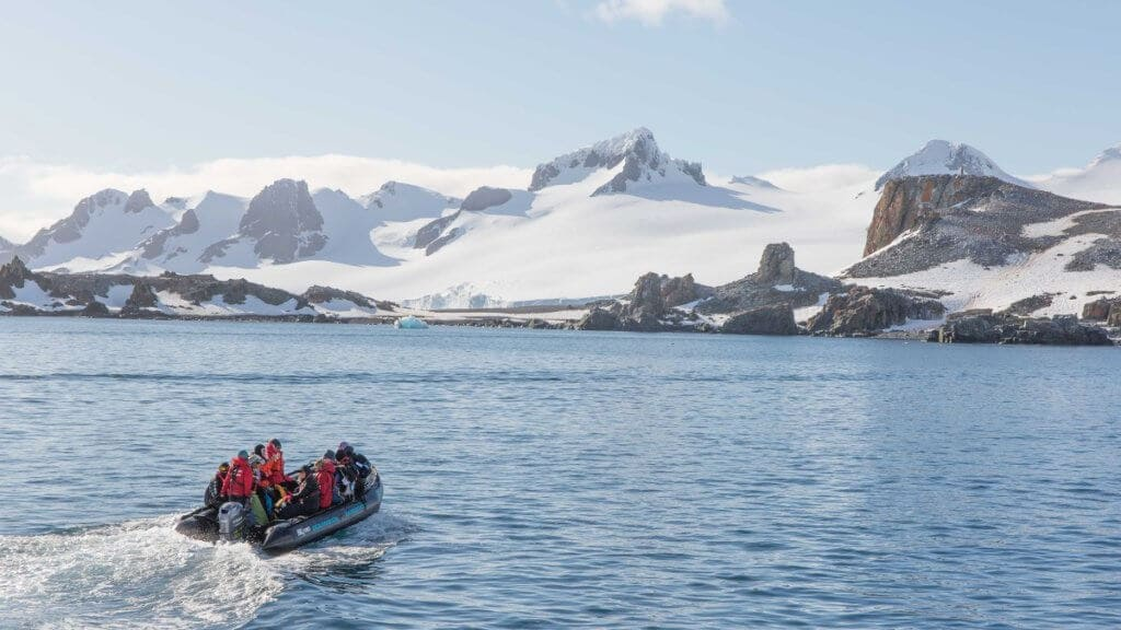250km At The End Of The World - Antarctica, The Last Desert 2