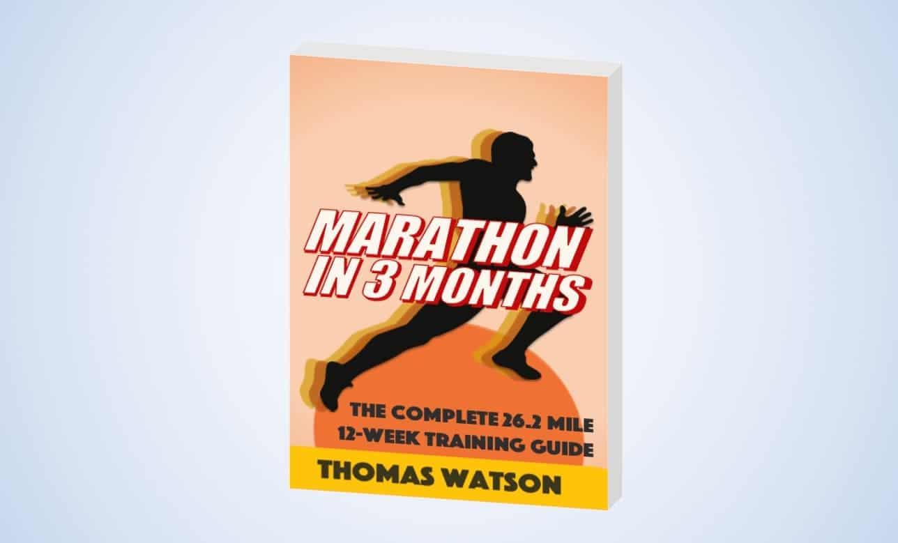 Marathon In 3 Months – The Book