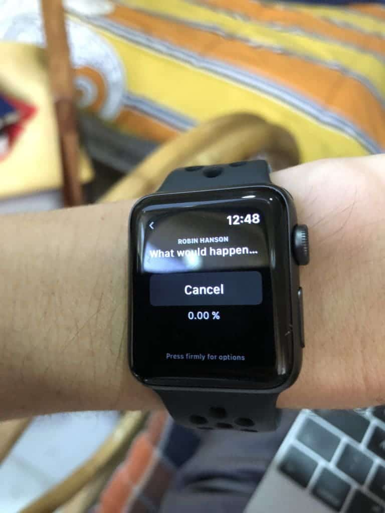 How To Listen To Podcasts On Your Apple Watch 5