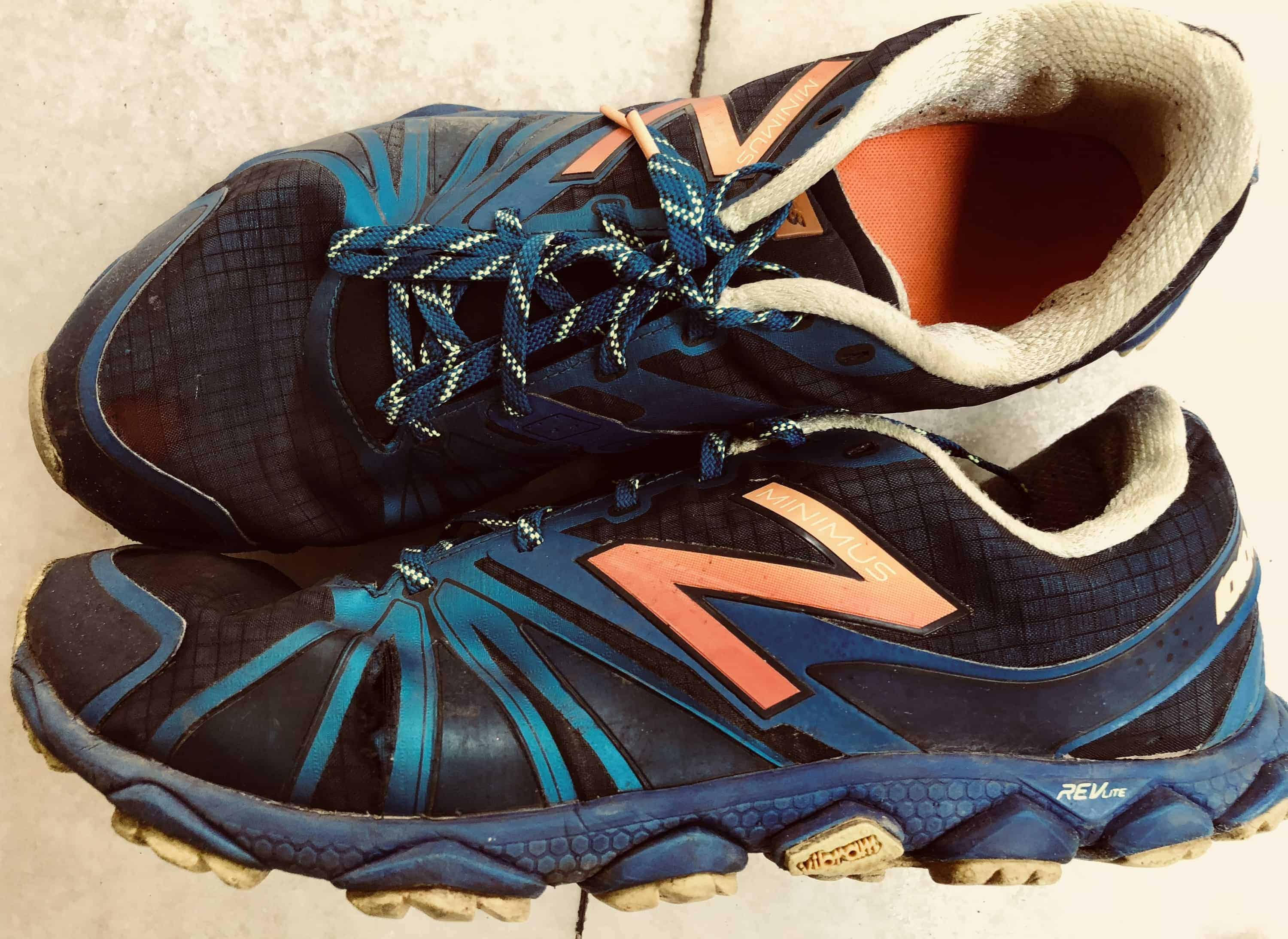 Ode To Old Running Shoes