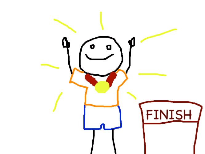 The 15 Emotional Stages of Marathon Running 14