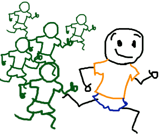 The 15 Emotional Stages of Marathon Running 3