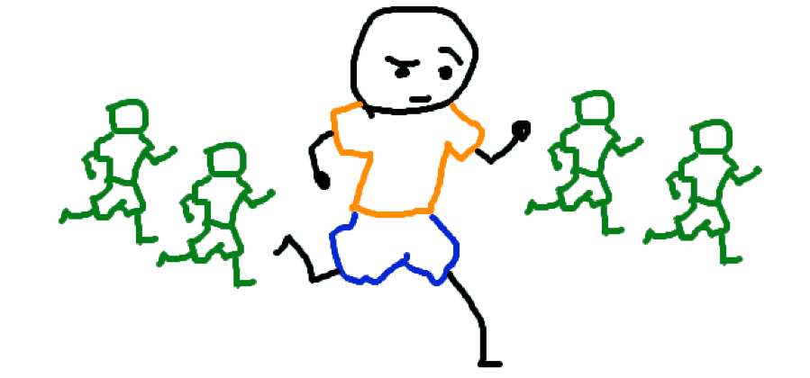The 15 Emotional Stages of Marathon Running 6