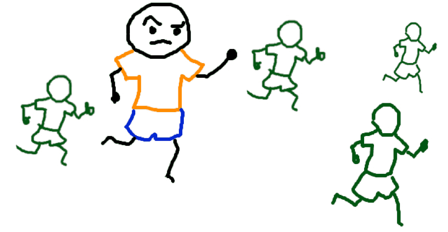 The 15 Emotional Stages of Marathon Running 7