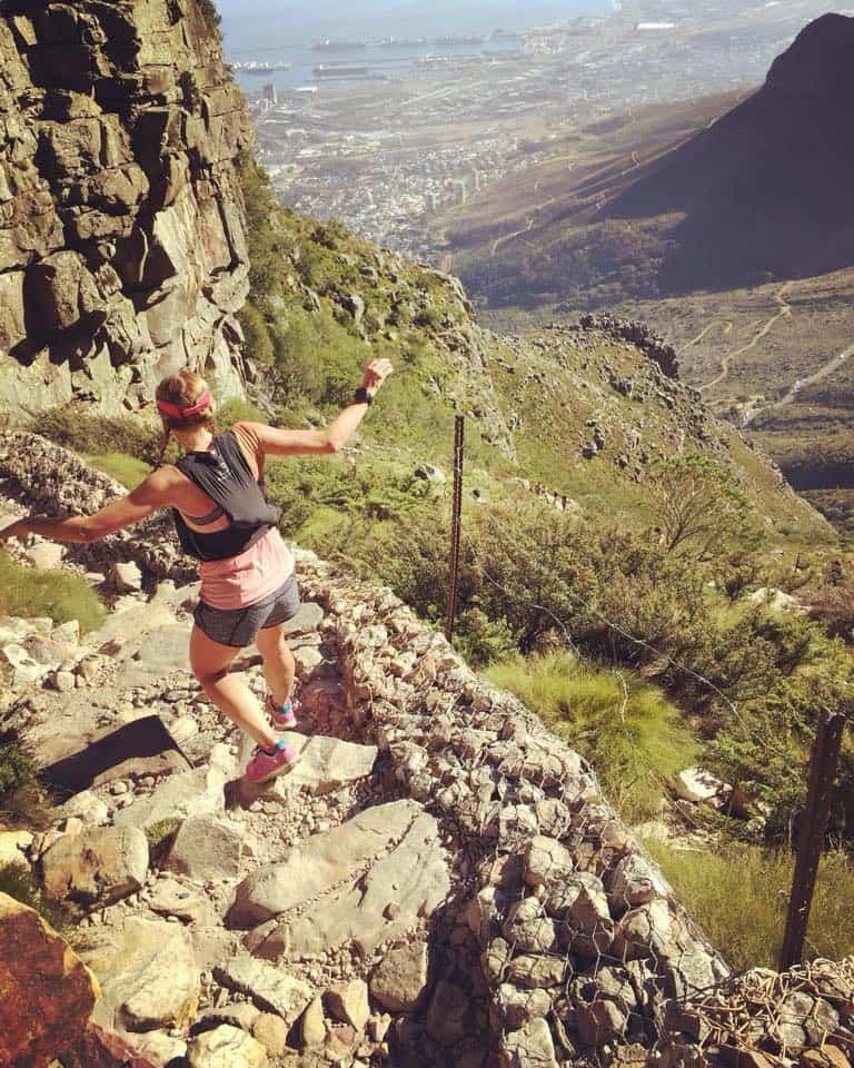 Runner Profile - Sarah Sawyer, Stage Race Extraordinaire 2