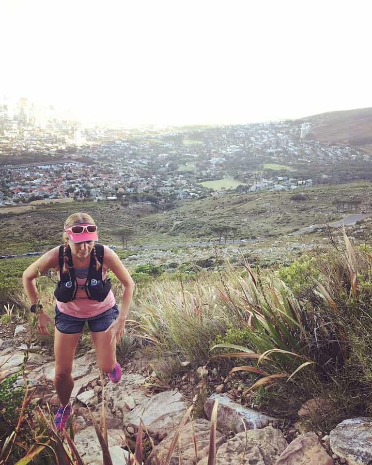 Runner Profile - Sarah Sawyer, Stage Race Extraordinaire 5