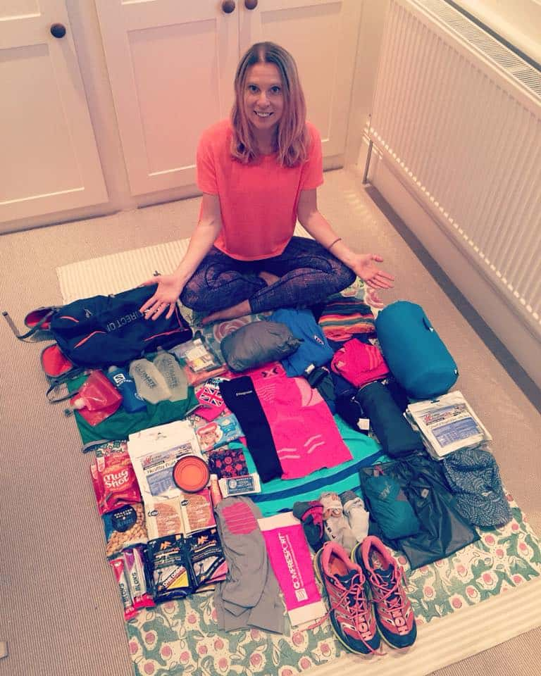 Runner Profile - Sarah Sawyer, Stage Race Extraordinaire 3