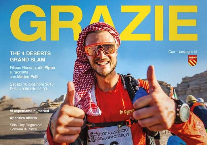 Filippo Rossi: the Globetrotting Ultrarunner