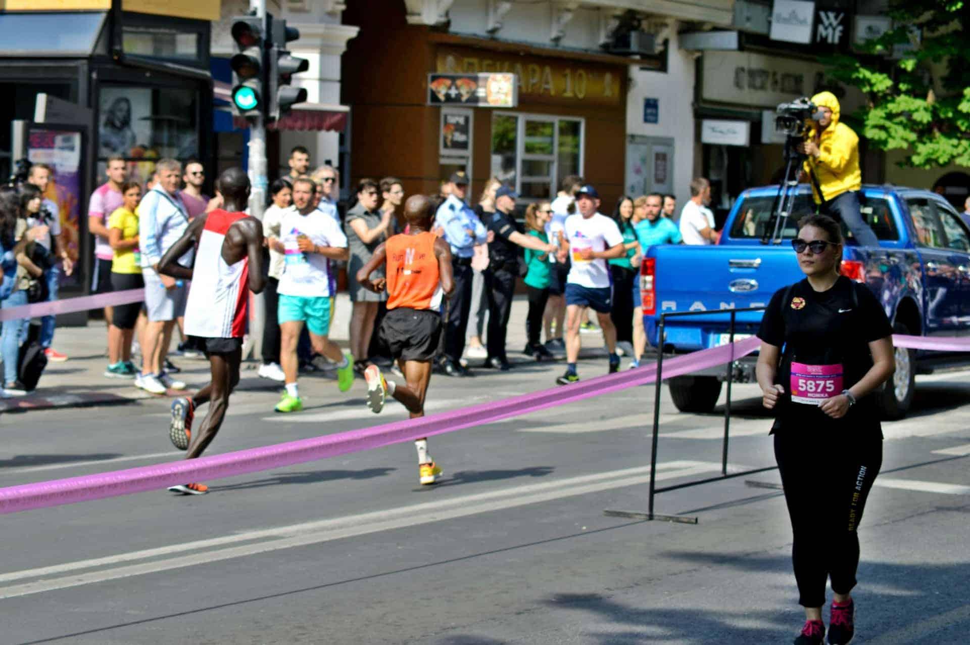 Wizz Air Skopje Marathon - Field Report 5