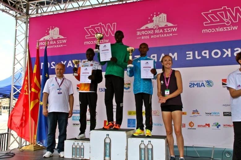 Wizz Air Skopje Marathon - Field Report 6