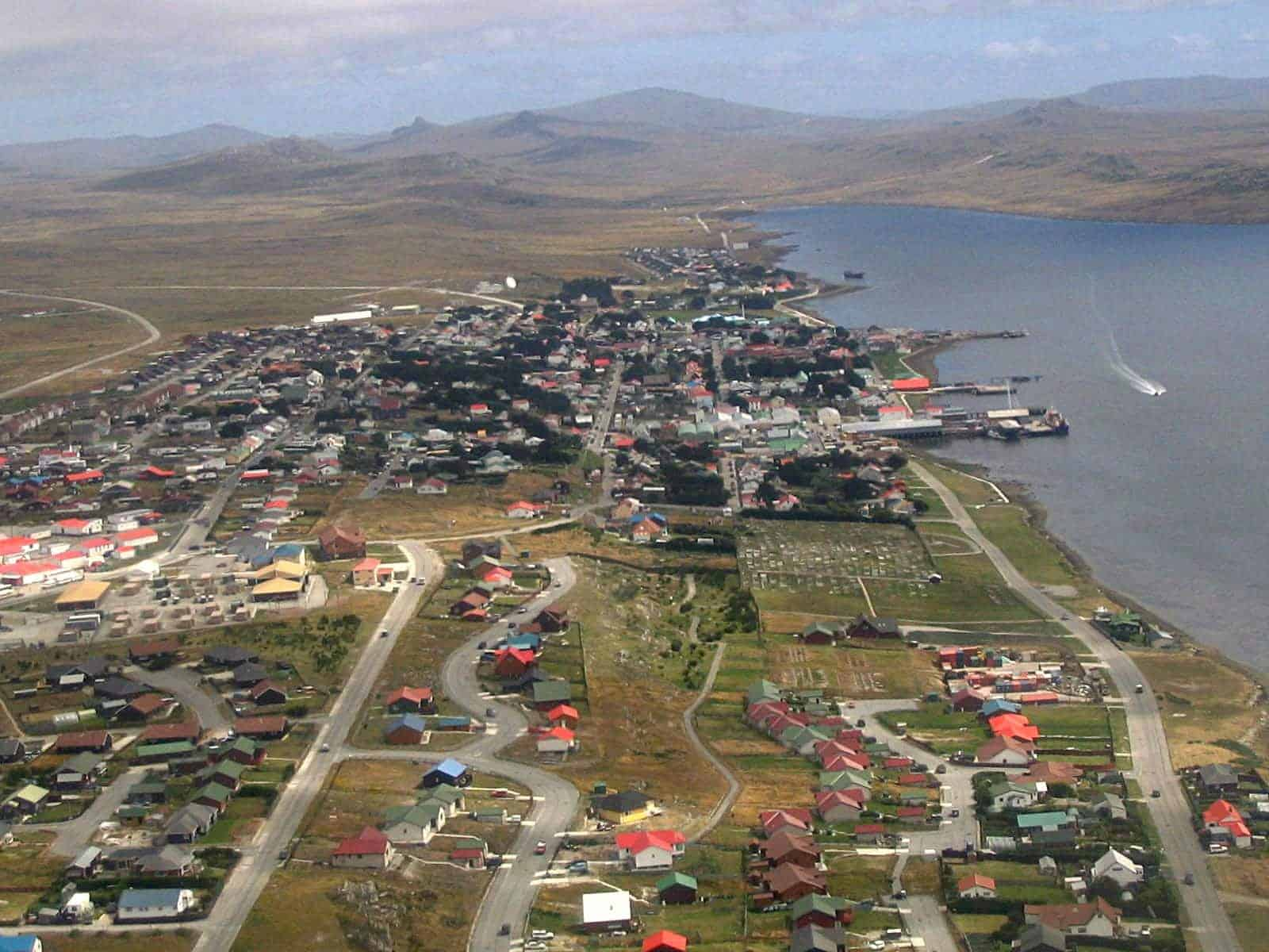 The Story of My First Marathon - Stanley, Falkland Islands 1