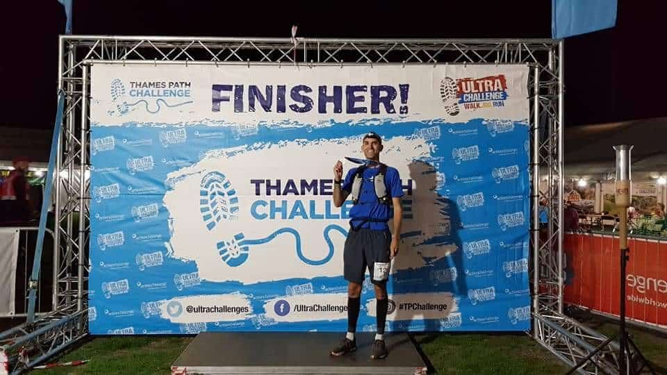 Thames Path Challenge 8