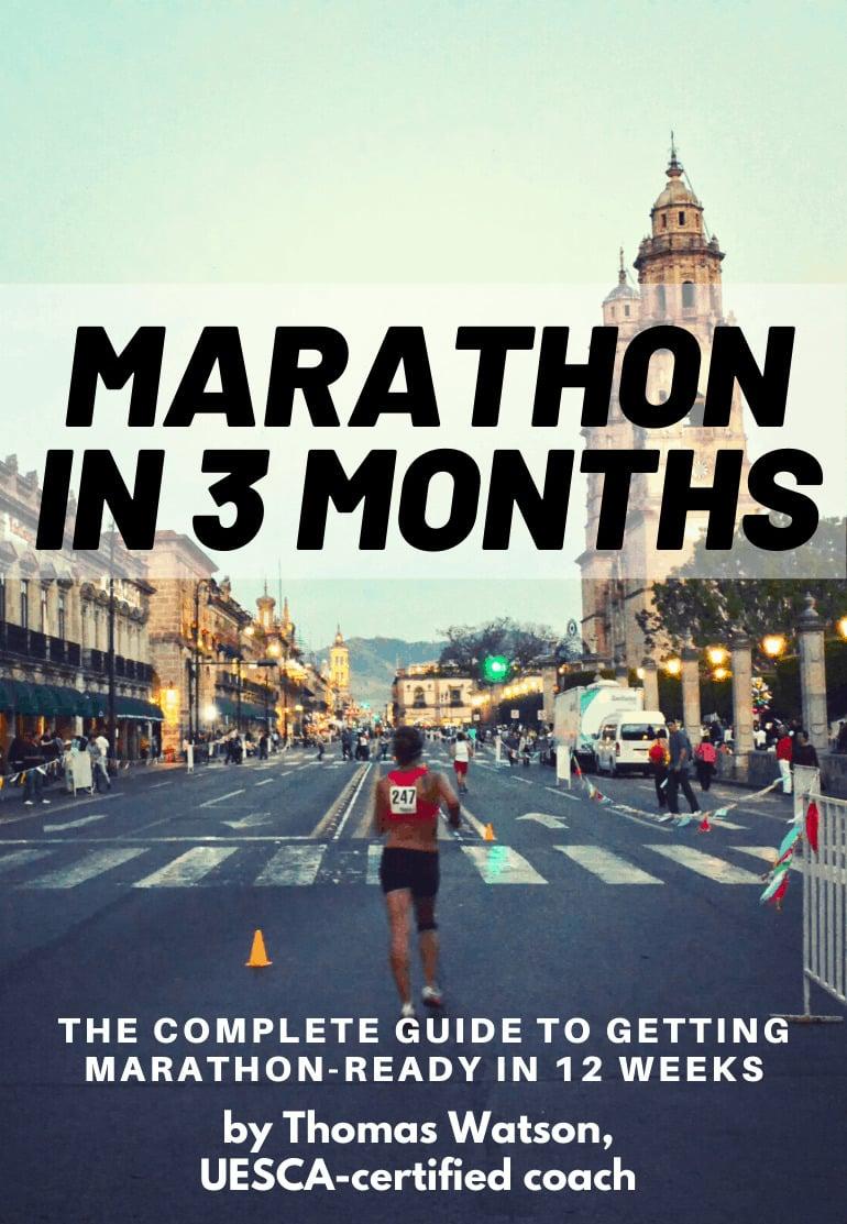 Marathon In 3 Months