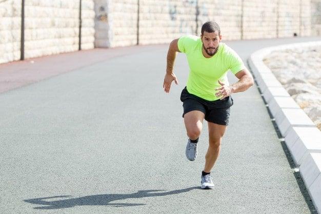 marathon interval training 1
