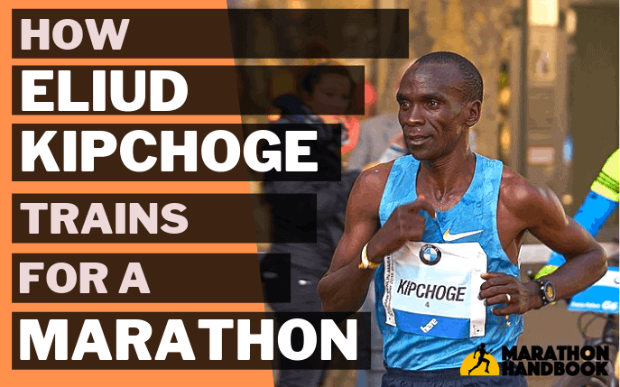 How Eliud Kipchoge Trains for a Marathon