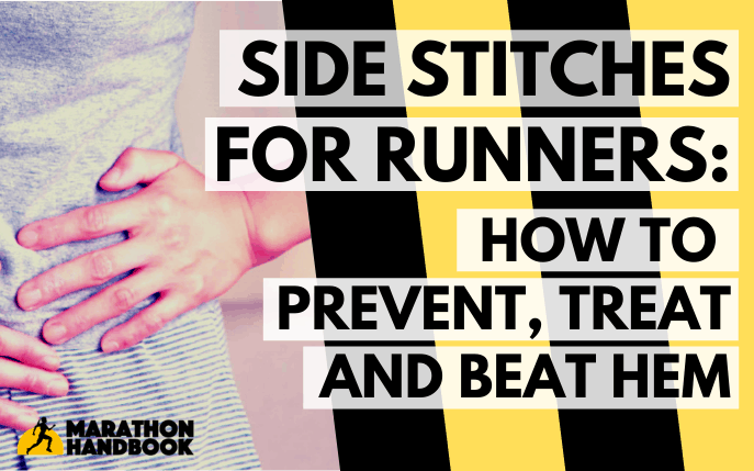 Side Stitch When Running – How to Prevent, Treat, and Beat Them!