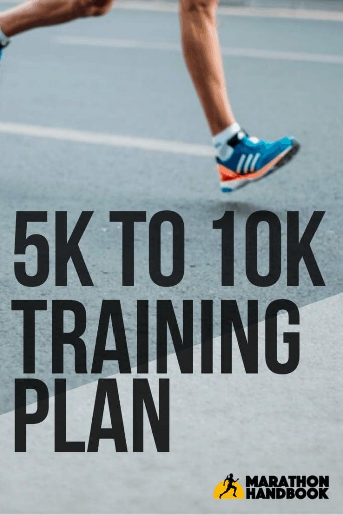 5k to 10k training plan