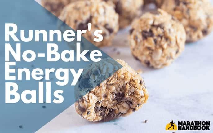 No Bake Runners Energy Balls