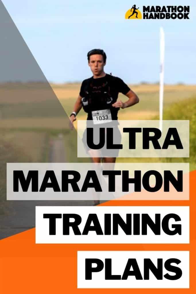 ultramarathon training plans