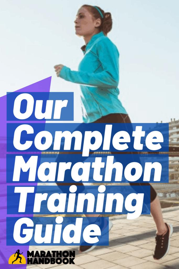 marathon training guide