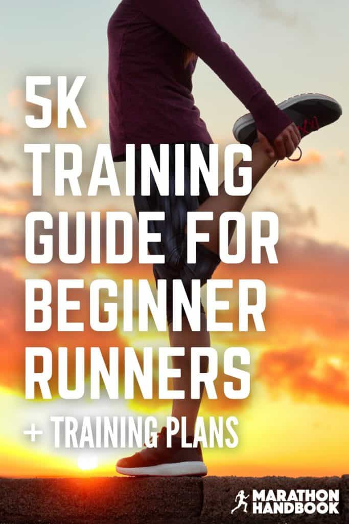 How to train for a 5k 1