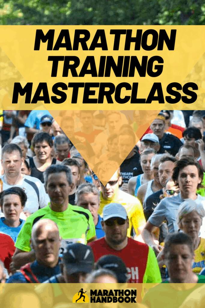 marathon training masterclass