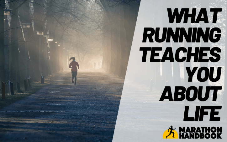 8 Things Running Teaches You About Life