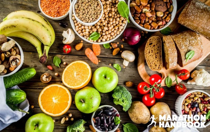 11 Great Carbohydrate Sources for Runners 1