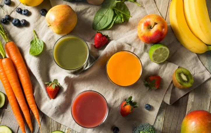 juicing recipes for runners