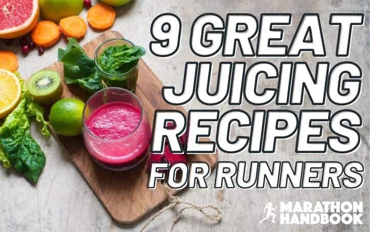 9 Great Juicing Recipes