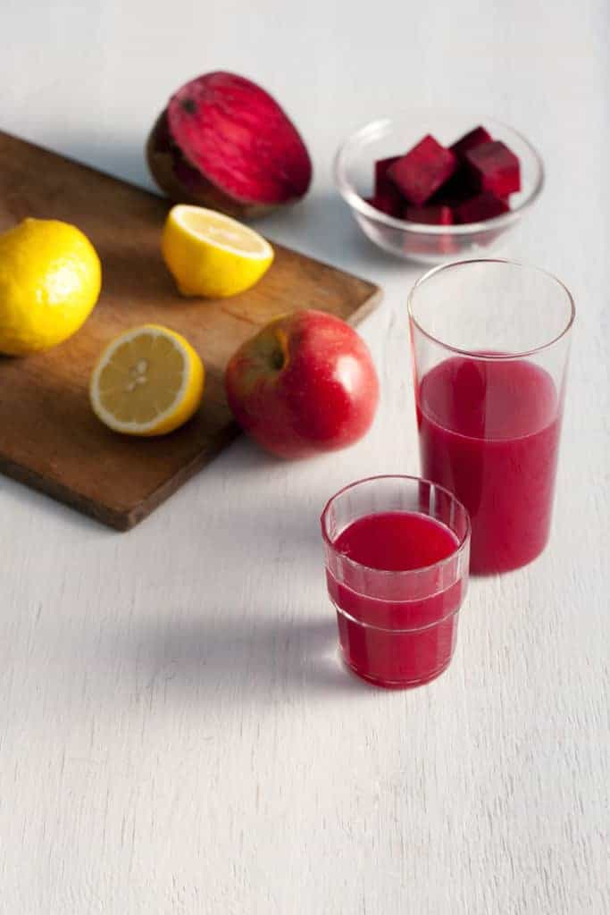 beet juice juicing recipes for runners