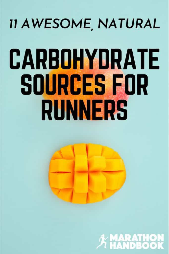 Natural Carbohydrate Sources For Runners Mangoes