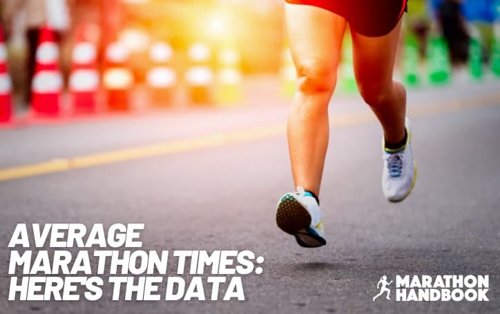 average marathon time