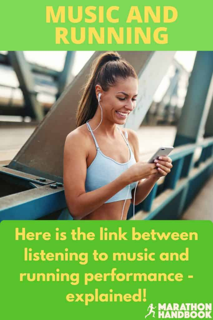 Can running with music make you faster? running and music