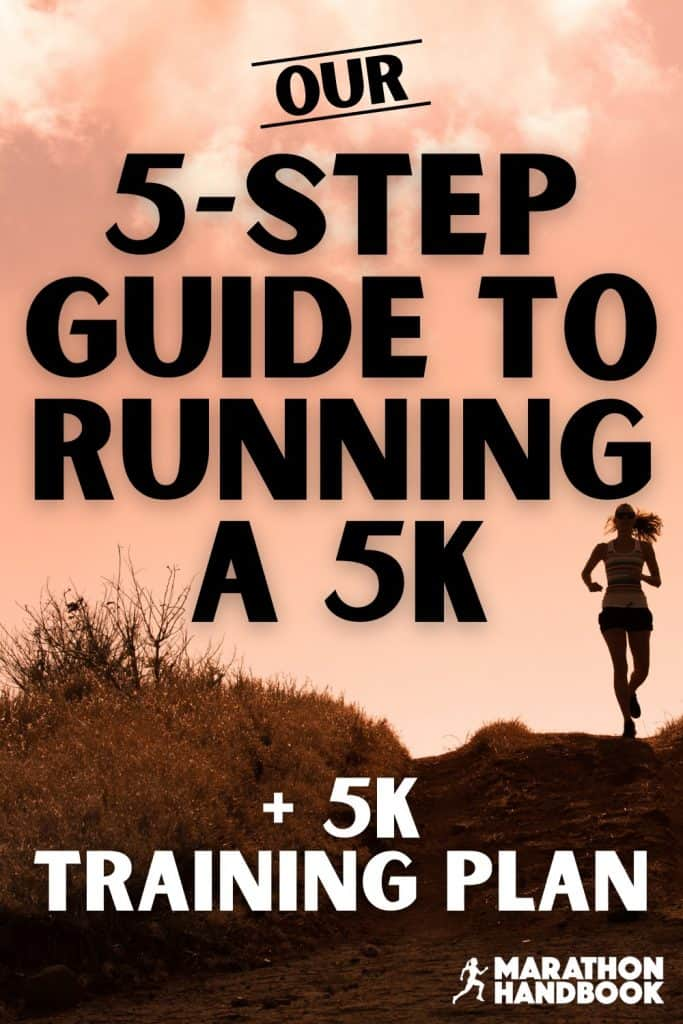 5 step guide to running a 5k couch to 5k