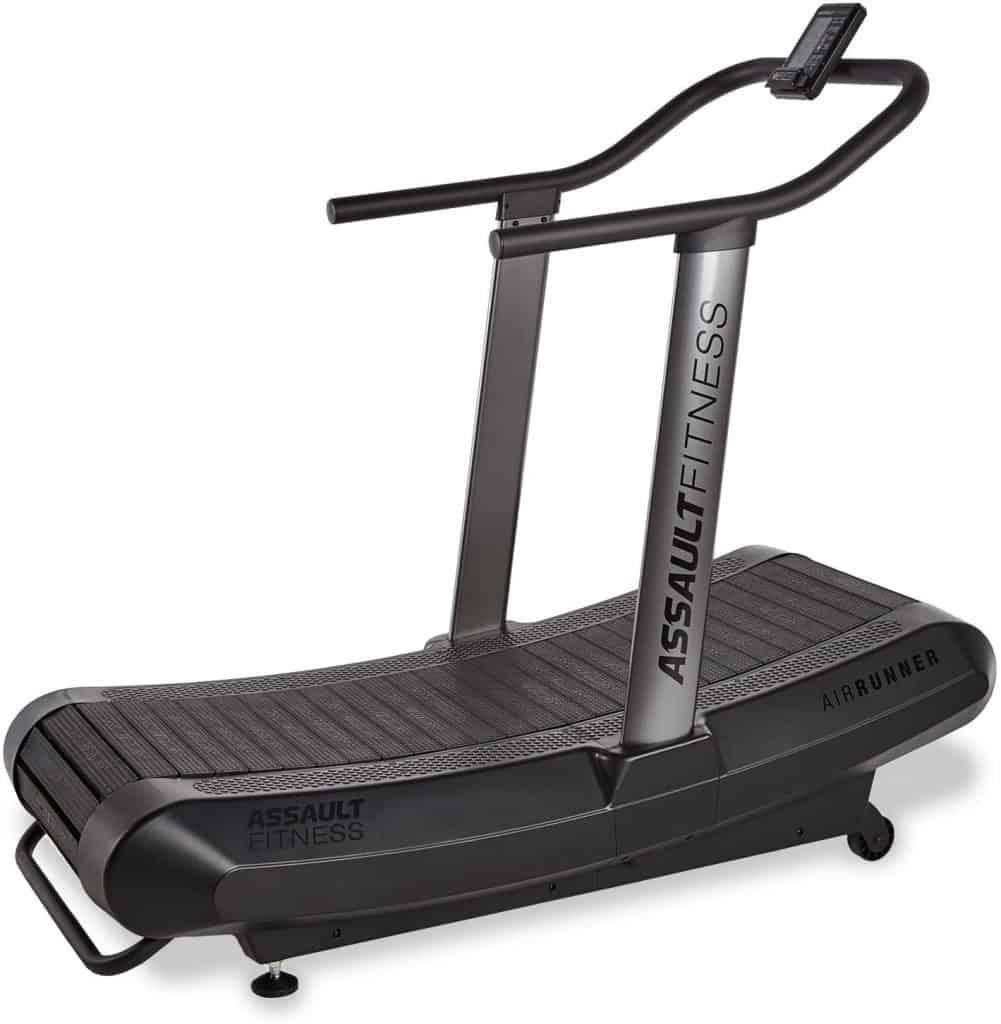 non motorized treadmills assault fitness