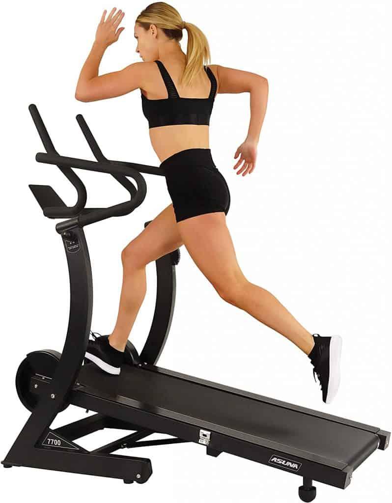 non motorized treadmills-sunny-7700-asuna