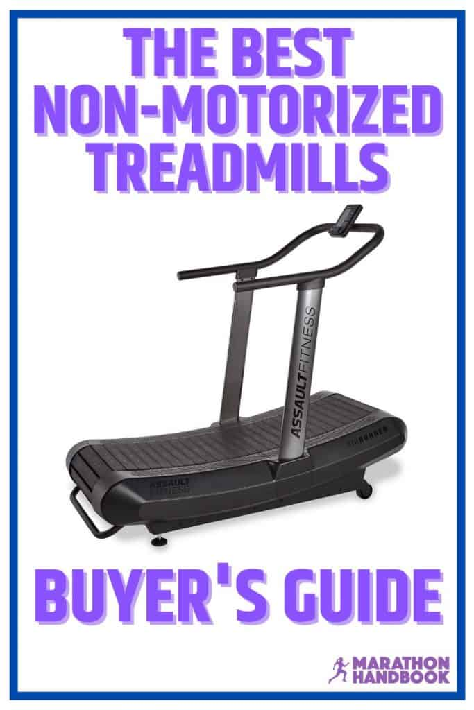 the best non-motorized treadmills buyers guide