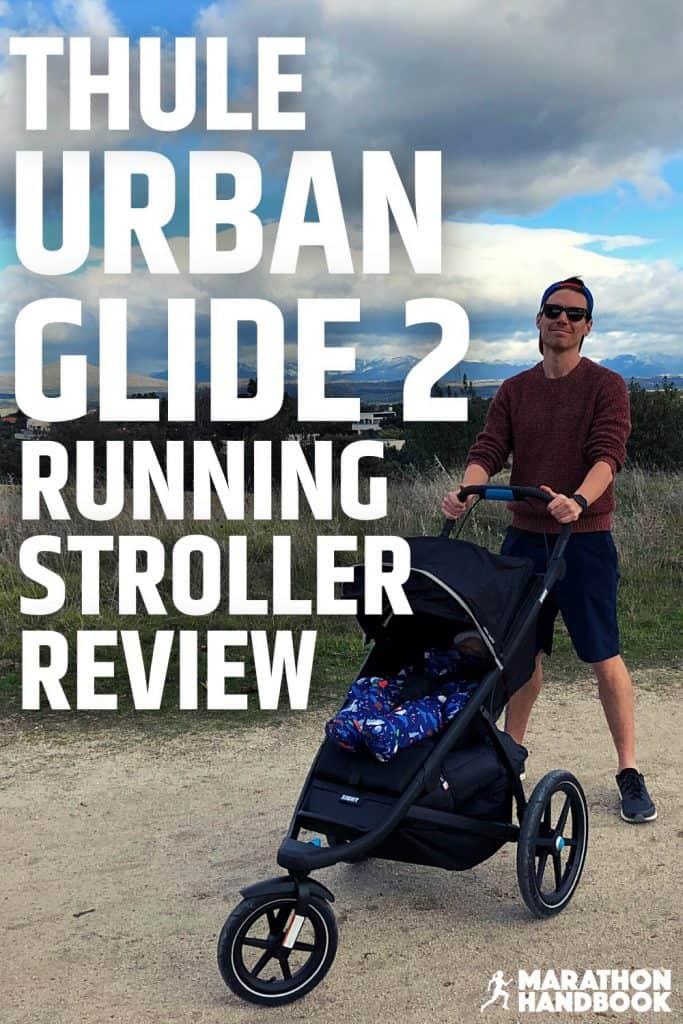 thule urban glide 2 running stroller review