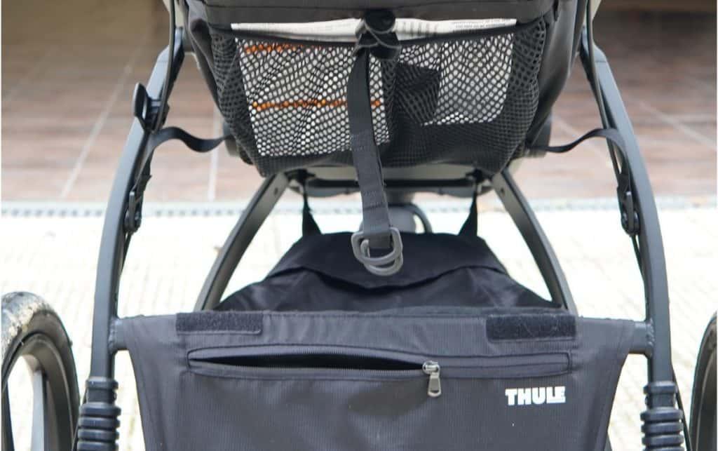 thule urban glide 2 cargo basket