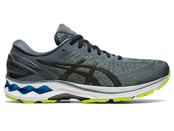 asics gel kayano motion control type of running shoes