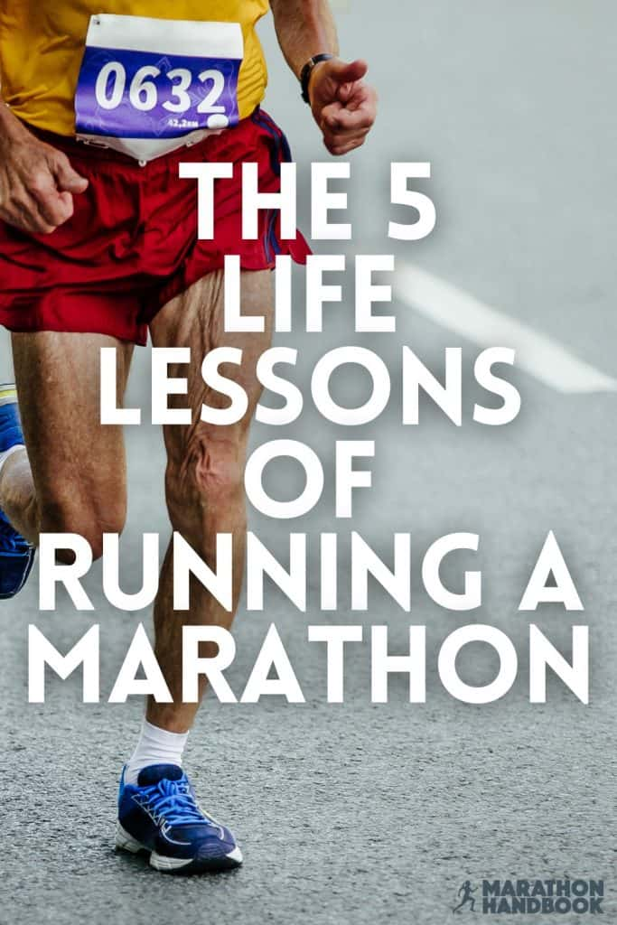 5 life lessons from running a marathon