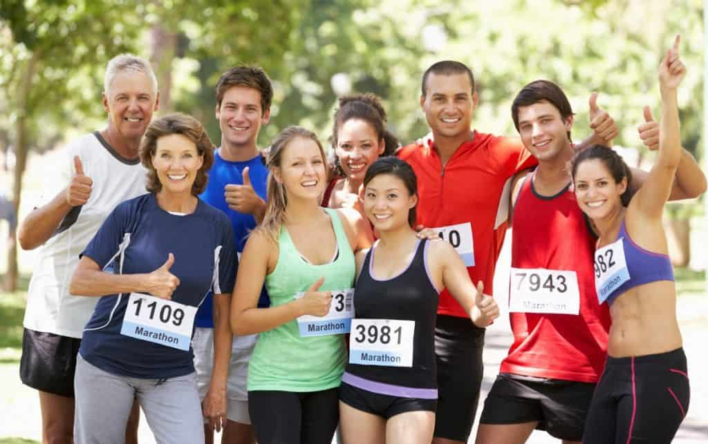 life lessons through marathon running