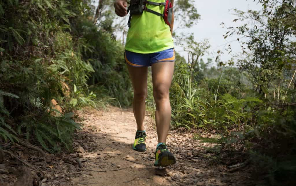 what are the benefits of power walking