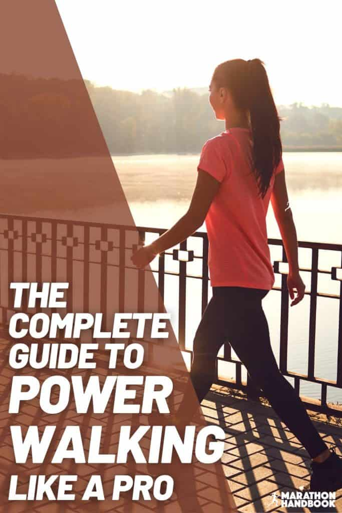guide to power walking - how to power walk