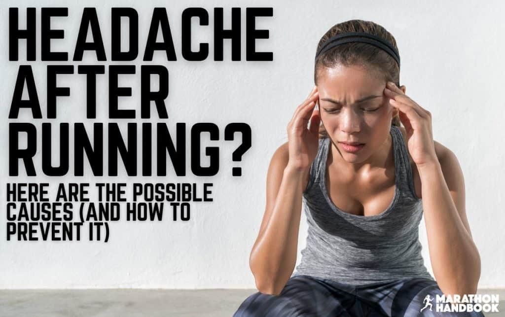 headache after running
